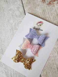 Bows for the little princess